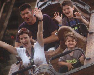 When to Push Kids to Ride Disney Thrill Rides