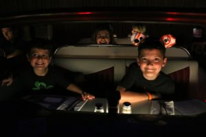 Sci-Fi Dine-In Theater: Fabulous or frightening???