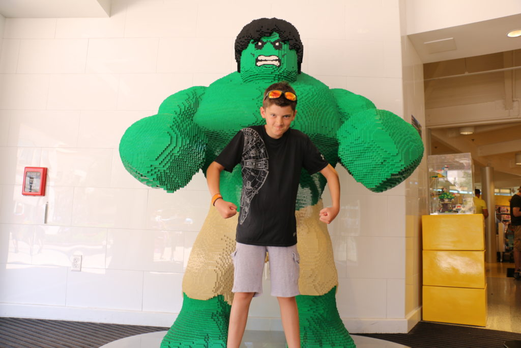 Aidan and Hulk
