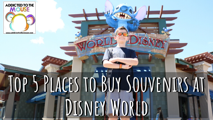 Best places to buy souvenirs at Walt Disney World