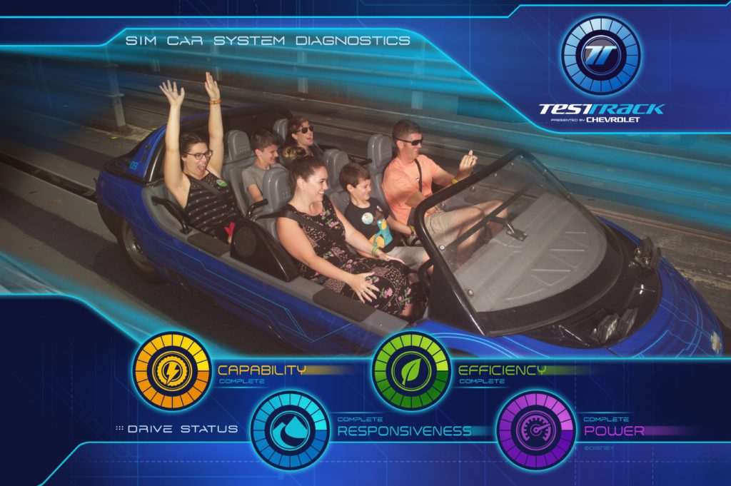 Us on Test Track July 2019