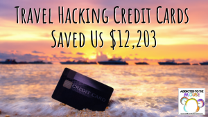 How travel hacking saves you money